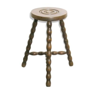 TABOURET TRIPODE WILLIAM M.