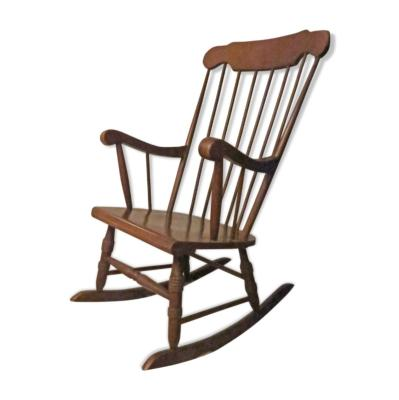 GRAND ROCKING CHAIR